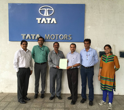 corporate social responsibility of tata motors pdf