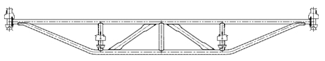 Horizontal Trusses