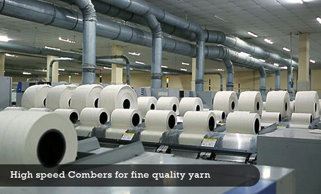 Garments Yarn Infrastructure
